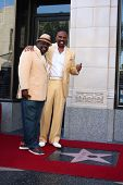 LOS ANGELES - MAY 13:  Cedric the Entertainer, Steve Harvey at the Steve Harvey Hollywood Walk of Fame Star Ceremony at the W Hollywood Hotel  on May 13, 2013 in Los Angeles, CA
