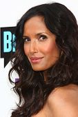 LOS ANGELES - MAY 22:  Padma Lakshmi arrives at the Bravo Media's 2013 For Your Consideration Emmy E