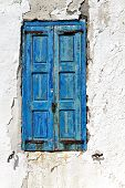 Old house at Mykonos island