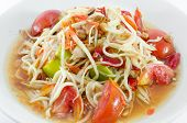 Somtam, Thai Papaya Salad