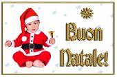 Cute Christmas Baby, Buon Natale
