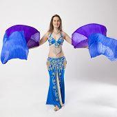 belly dancer woman