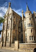 Episcopal Palace in Astorga