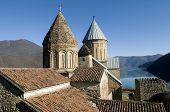 Castle Ananuri In Georgia