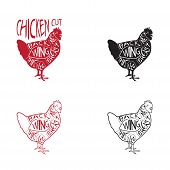 Chicken cut - latino 1
