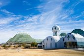 TUCSON - DECEMBER 01: Biosphere 2 is an Earth systems science research facility owned by the University of Arizona since 2011, on December 1, 2013 in Tucson, AZ, USA.