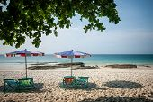 Beach On Koh Samet, Thailand