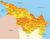 Caspian region countries