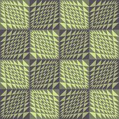 Abstract geometrical background. Seamless wavy pattern.