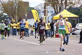 Eight Runners And Spectators At Comrades Marathon