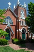 Abingdon United Methodist Church - Abingdon, Virginia