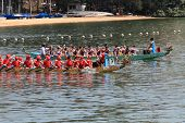 2014 Dragon Boat Race at Discovery Bay