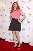 LOS ANGELES - MAY 31:  Nina Storey at the