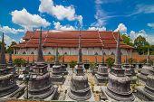 Wat Phra Mahathat Woramahawihan Nakorsrithammarat Thailand
