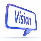 Speech Bubble Vision