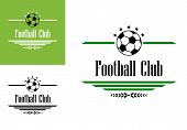 Football or soccer club symbol