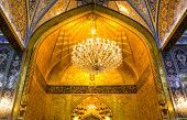 The shrine of Imam Hussein in Karbala
