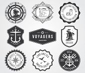 Sea Badges