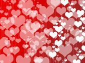 San Valentine Hearts