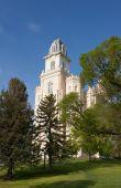 LDS Manti Temple
