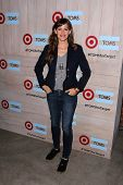LOS ANGELES - NOV 12:  Jennifer Garner at the TOMS for Target Holiday Partnership at the The Bookbindery on November 12, 2014 in Culver City, CA