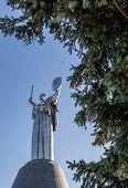 Motherland Statue