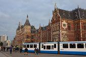 Amsteram Central Station