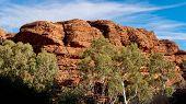 Kings Canyon Landscape, Northern Territory, Australia