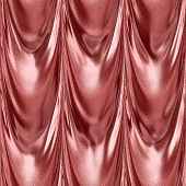 picture of sag  - Tile of abstract seamless pattern like a curtain - JPG