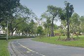 Park Corridor