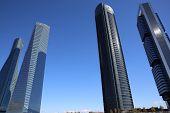 Cuatro Torres Business Area. Madrid