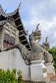 Thai Naga Statue, Thailand