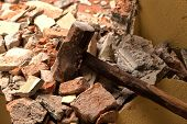 Old Wood Hammer