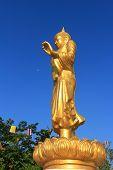 Buddha statue at Watsawangarom