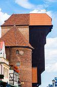 Gdansk Port Crane