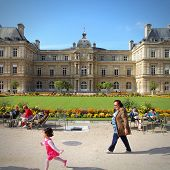 Paris - Luxembourg Palace