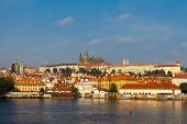Czech Republic. Prague. Prague Castle.