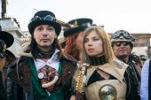 Steampunk People
