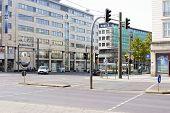 Otto-von-Guericke road Magdeburg