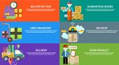 picture of shipping receiving  - Concept of services in delivery goods - JPG