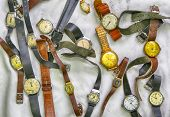 picture of wrist  - old Soviet - JPG