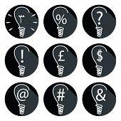 stock photo of ampersand  - Ideas  - JPG