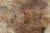 backgrounds and textures concept - wooden texture or background poster