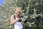 Female Photographer 10