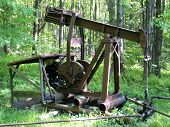 Antique Oil Well