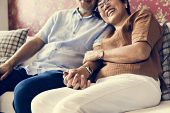 Family Bonding Casual Affection Relationship poster