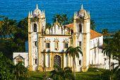 Santo Antônio do Carmo Igreja em olinda, perto de recife pernambuco Brasil