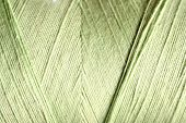 Light Green Thread Fabric Wool Yarn Wrapped In A Spool Of Threads And Textiles Great For A Backgroun