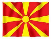 Macedonia Fluttering