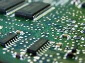 green motherboard macro